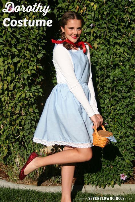 Costumes Handmade - easy dorothy costume