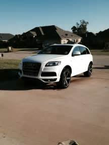 audi q7 on vossen cv3 s customer submissions