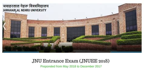 Of Maryland Mba Application Deadlines by Jnu Delhi Admission Notification 2018 19 Dates Preponed