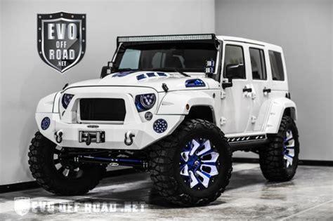 custom jeep unlimited for sale 2016 jeep wrangler sport unlimited nav bluetooth custom