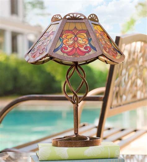 solar outdoor table l fresh garden decor