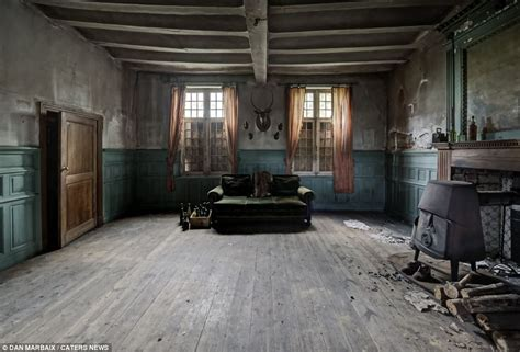 creepy room an explorer s album traveller who spends his free time visiting abandoned