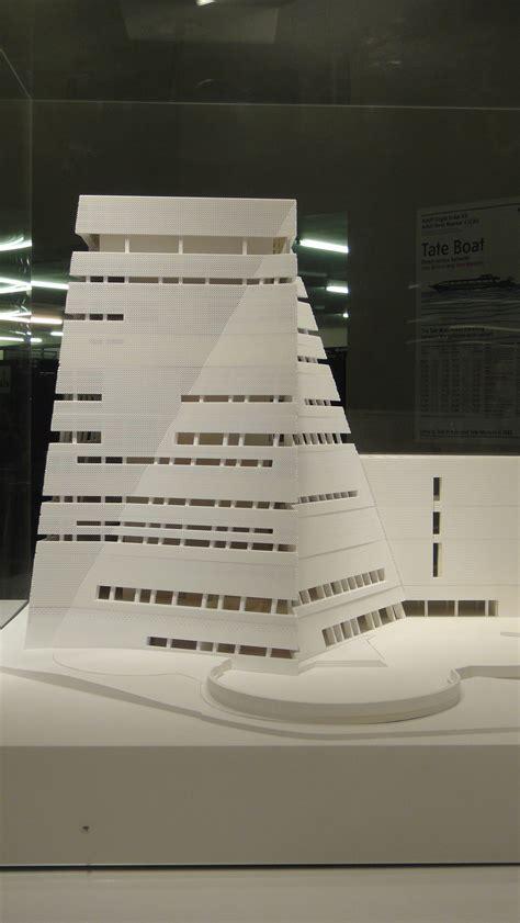 Modern House Plan gallery of in progress tate modern expansion herzog