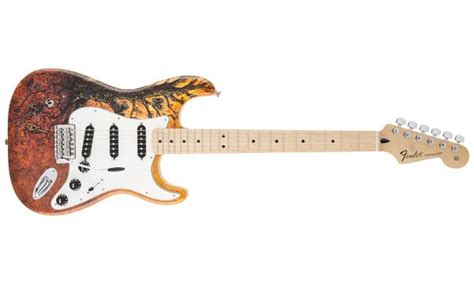 Fender Standard Stratocaster Mn Lozeau Tree fender stratocaster special edition david lozeau mex