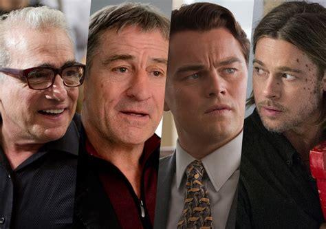 Brad Pitt Robert De Niro Martin Scorsese To Direct Casino Ad Starring Leonardo
