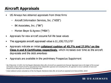 Mba Aircraft Appraisal by Logo
