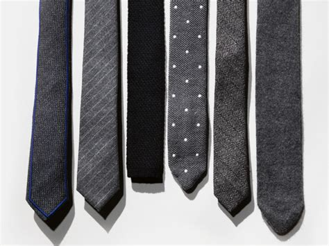 gq knit tie six must knitted ties gq