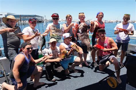 charter boat fishing perth fishing boat charters perth fishing abrolhos