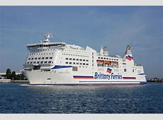 "BRITTANY FERRIES: BRITTANY FERRIES ""MONT STMICHEL"" AT ... Ferries"