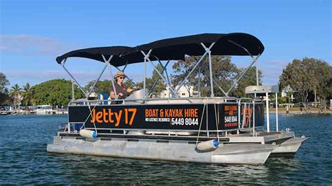 fishing boat hire sunshine coast bbq pontoon boat hire full day noosaville epic deals