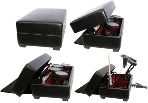 game on storage ottoman latest cool gadgets ak rock box gaming and storage
