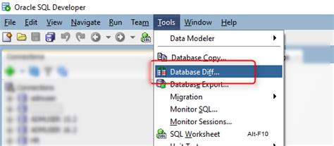 how to compare two in sql how to compare two oracle database schemas in sql