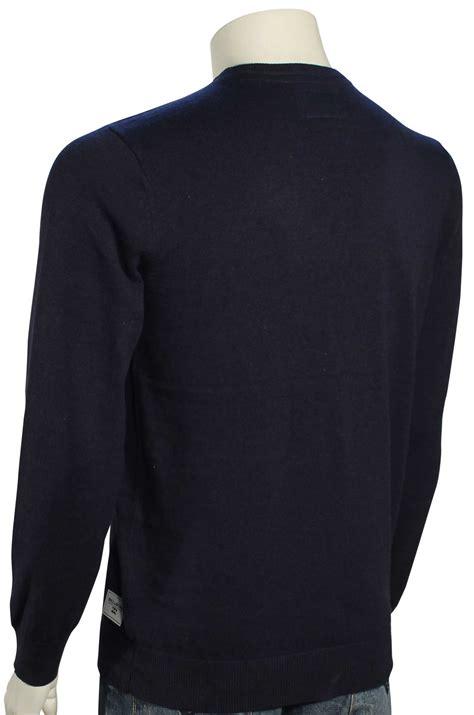 Billabong Blue Crewneck Sweater billabong all day crew neck sweater indigo for sale at surfboards 324409