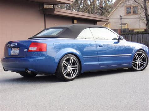 Audi 3 0 A4 by 3 0 Quattro Audi A4 Cabriolet With R8 Wheels Audiforums