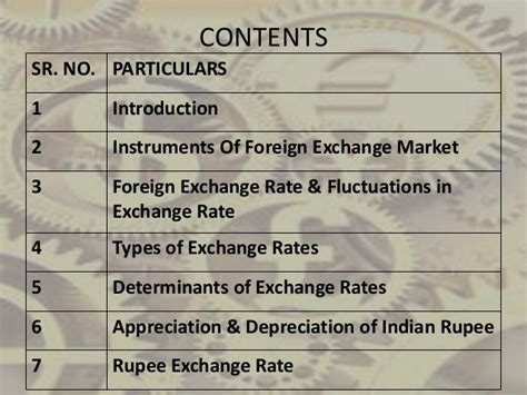 Mba Exchange Pricing by History Of Foreign Exchange Market In India Time