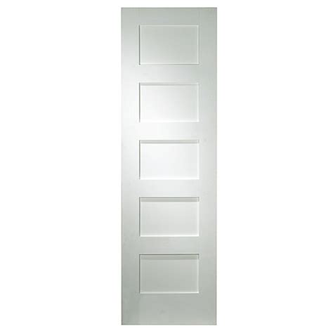 Quot Shaker Quot 5 Panel Interior Door Rona 5 Panel Shaker Interior Door