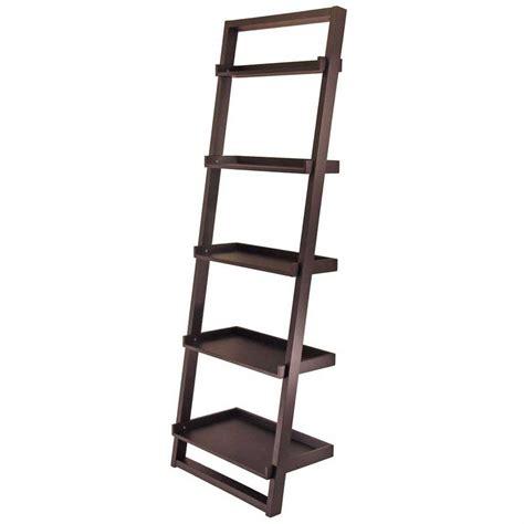 5 Shelf Folding Bookcase by Folding Bookshelf Office Furniture