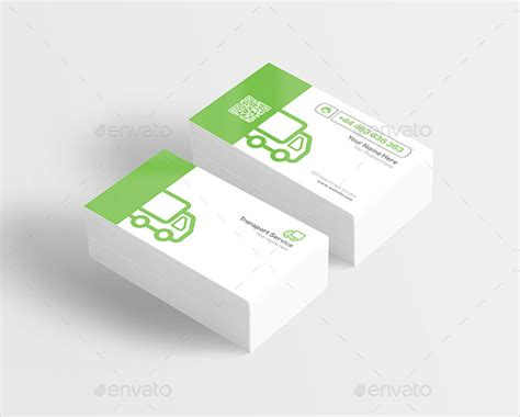 Transport Business Card Template by 23 Service Business Card Templates Free Premium