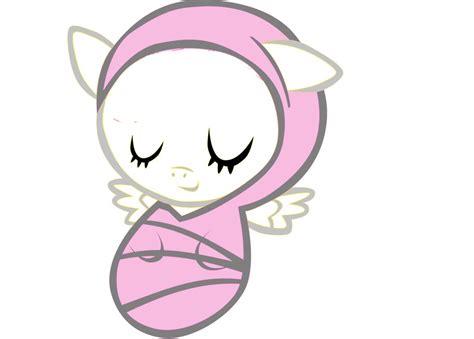 five ponies mlp base baby pony base by rainbowdash22100 on deviantart
