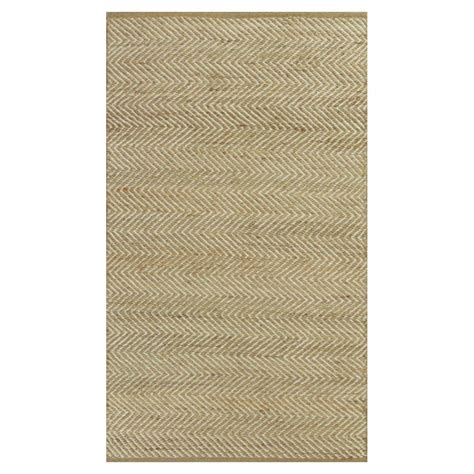 Zig Zag Area Rug Kas Rugs Zig Zag Beige Brown 8 Ft X 10 Ft Area Rug Izt03668x10 The Home Depot