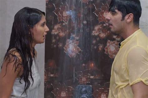 latest gossip haasil haasil ranvir gets intimate with aanchal confessing love