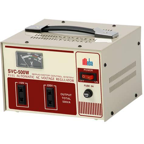 Stabilizer 500w Stavolt 500w Stavol Svc meba efficient ac stabilizer svce 500w