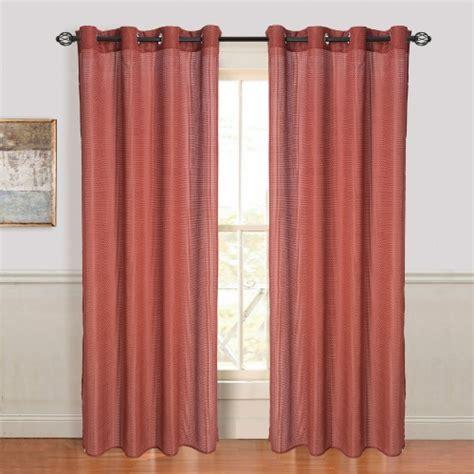 curtain grommet spacing lavish home olivia jacquard grommet curtain panel