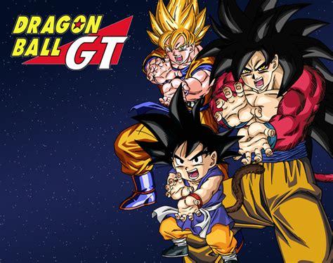 imagenes de goku gt y af fotos de dragon ball z gt y af taringa