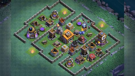 clash of clans boat rebuild best builder hall 6 base designs bh6 bases bh 3 4 5