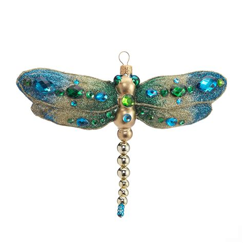 dragonfly christmas ornament gump s