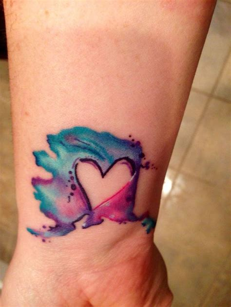 watercolor tattoos permanent top 15 small size watercolor tattoos daily
