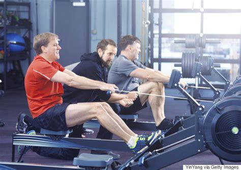 roeien sportschool fitness