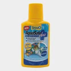 Tetra Aqua Safe Plus 1 69oz Water Conditioner Fresh Marine Fish