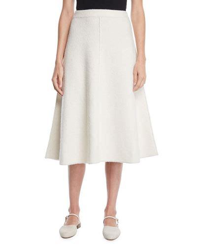 Knit Midi A Line Skirt a line knit skirt neiman