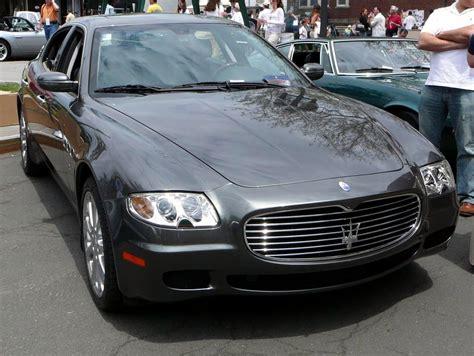 File Sc06 2006 Maserati Quattroporte Jpg Wikimedia Commons