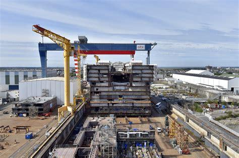 le de chantier baladeuse le chantier naval de nazaire va 234 tre vendu la croix