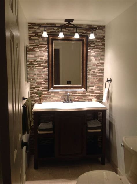 half bathroom tile ideas best 25 half bath remodel ideas on half