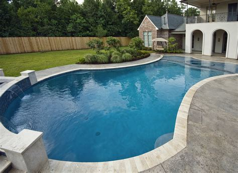 awesome pools cool shape awesome inground pool designs pinterest