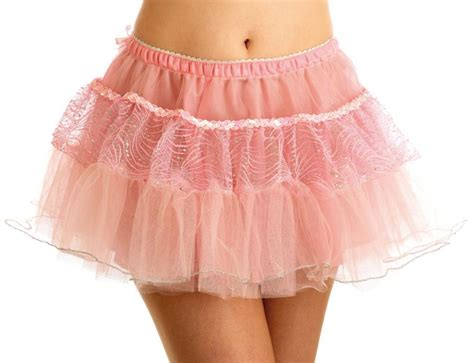 Pink Skirt Tutu Kaca pink sequined tutu skirt one size fits most