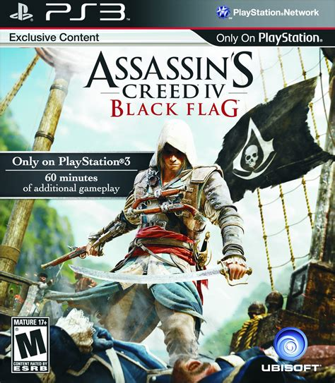 Kaset Ps4 Assassin S Creed Iv Black Flag assassin s creed 4 release date pc xbox one ps4 xbox 360 ps3 wii u