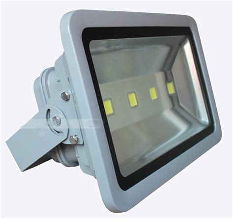 Landscape Led Flood Lights Brightest 4 Led 200w Watt Led Indoor Outdoor Waterproof Security Garden Landscape Floodlight
