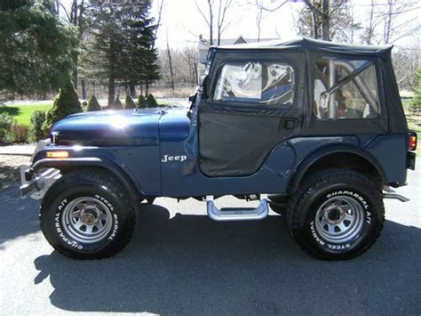 1972 Jeep Cj5 Buy Used 1972 Jeep Cj5 Excellent Restored Condition With