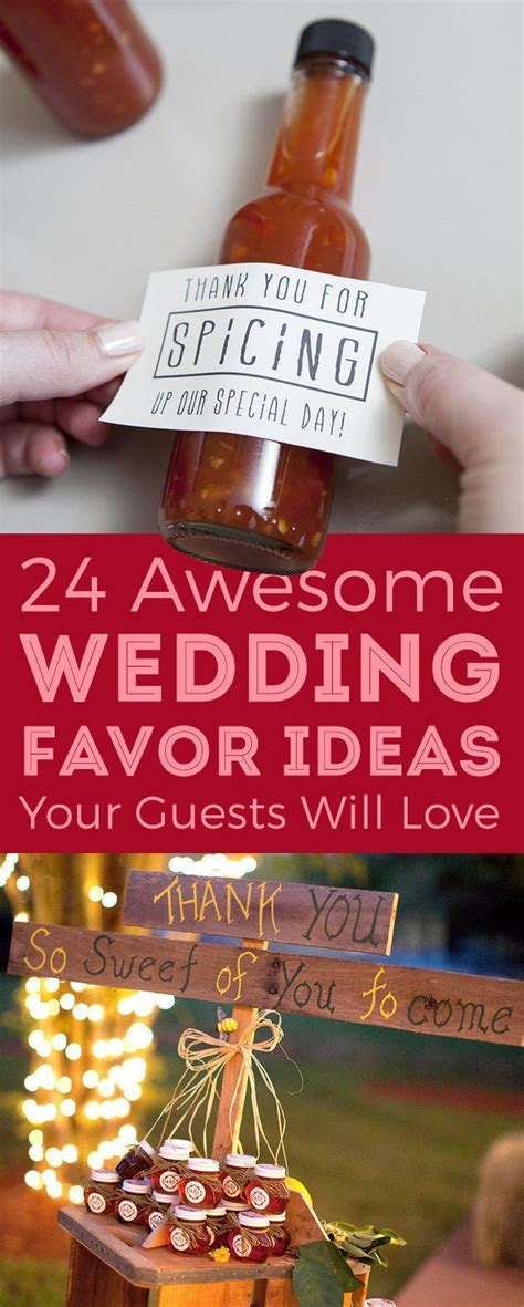Wedding Favors Food by 1000 Ideas About Unique Wedding Favors On
