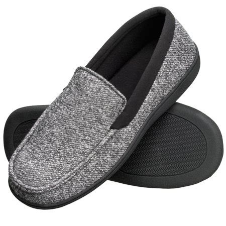 S House Shoes by Hanes Hanes S Slippers House Shoes Moccasin Comfort