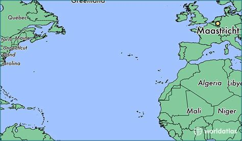 world map netherlands located where is maastricht the netherlands where is