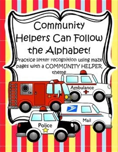 Parent Letter Community Helpers the world s catalog of ideas