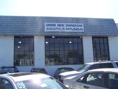 Annapolis Hyundai by Annapolis Hyundai Annapolis Md 21401 3603 Car