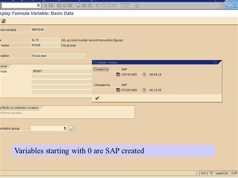 sap tutorial report painter sap report painter tutorial