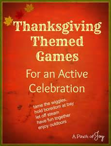 games on thanksgiving thanksgiving themed games
