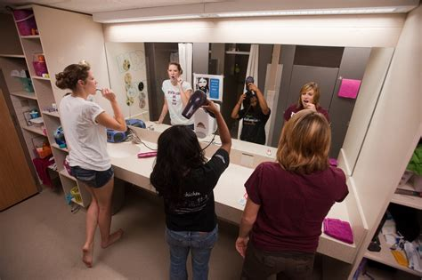 colleges with coed bathrooms college plans dorm renovation hesston college